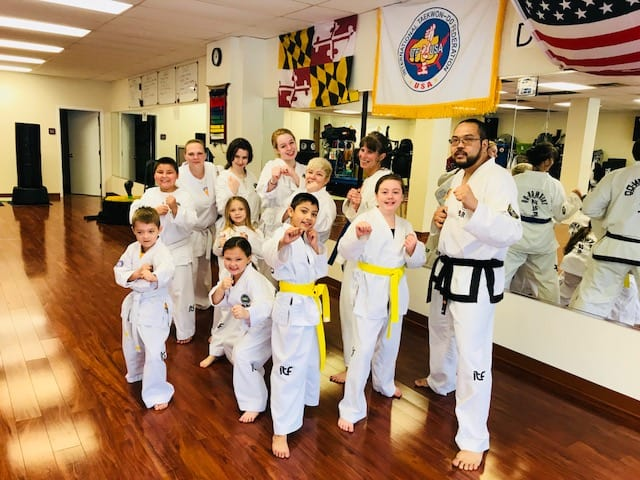 Glen Burnie Kids Martial Arts