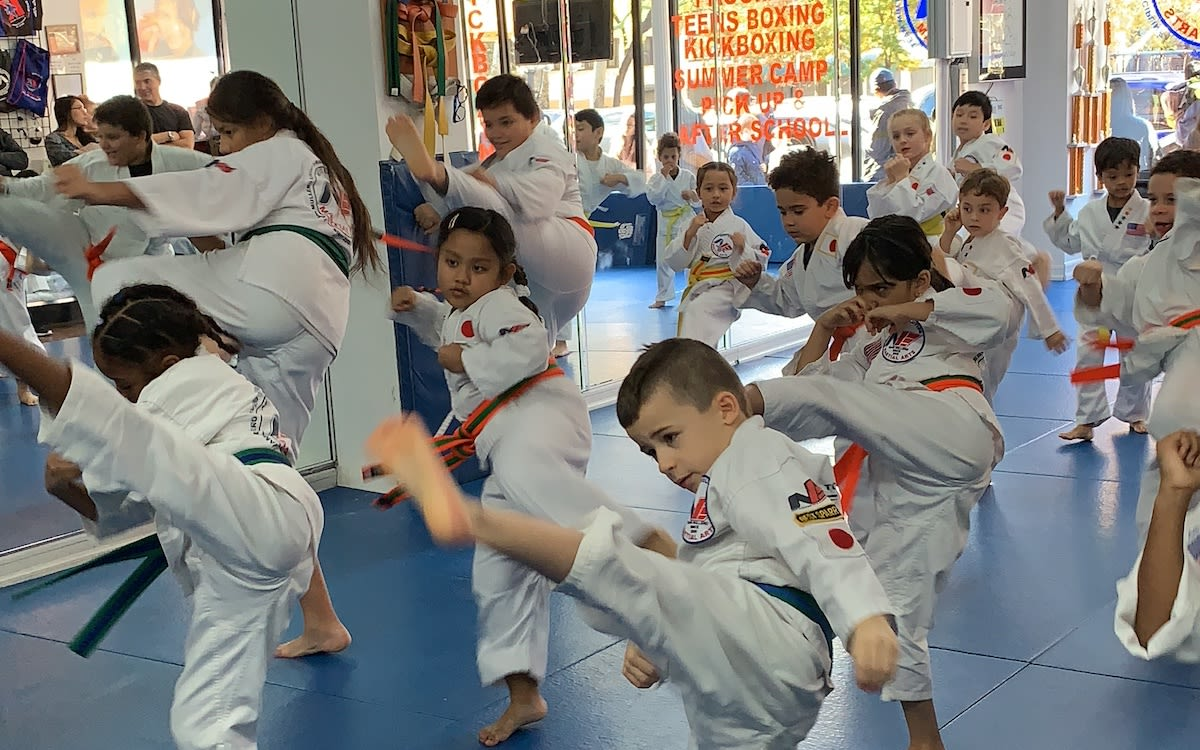 Upper East Side Kids Martial Arts