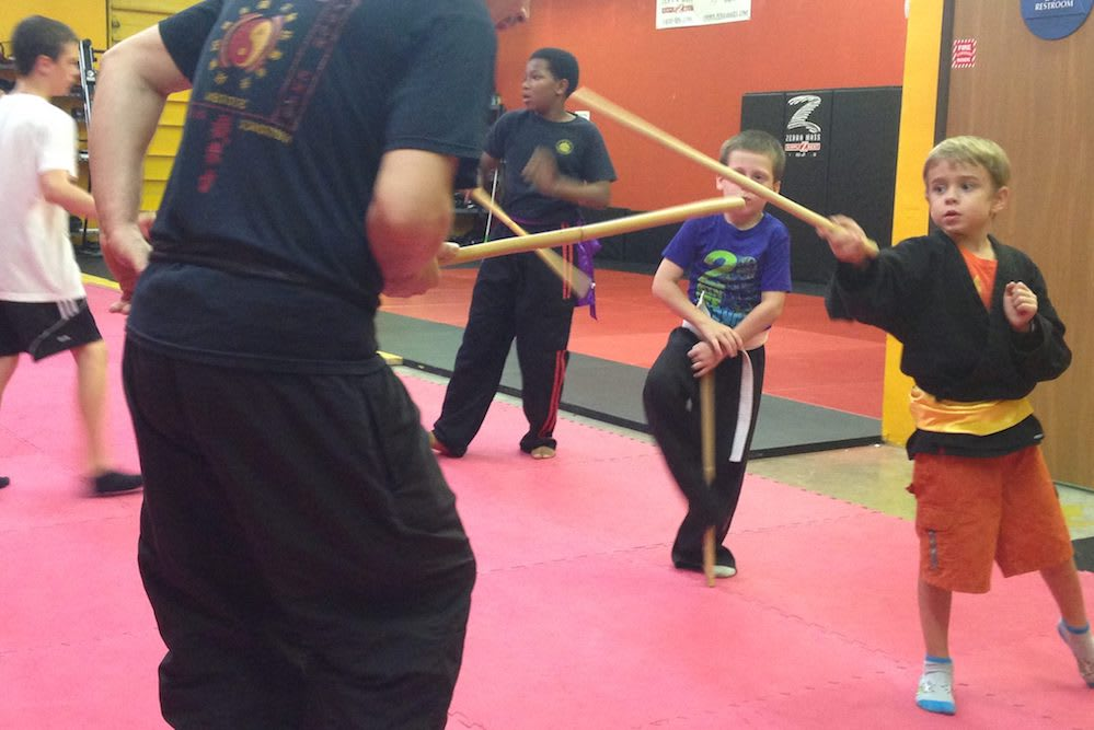 Kids Martial Arts Classes Independence