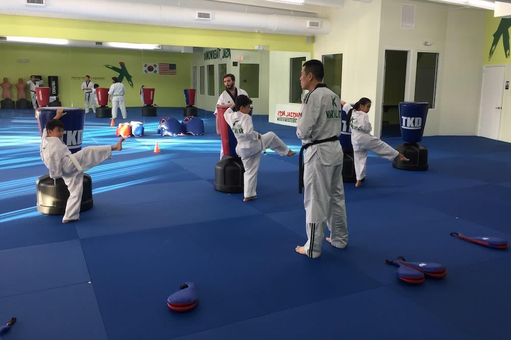 Kids Martial Arts Palmetto Bay