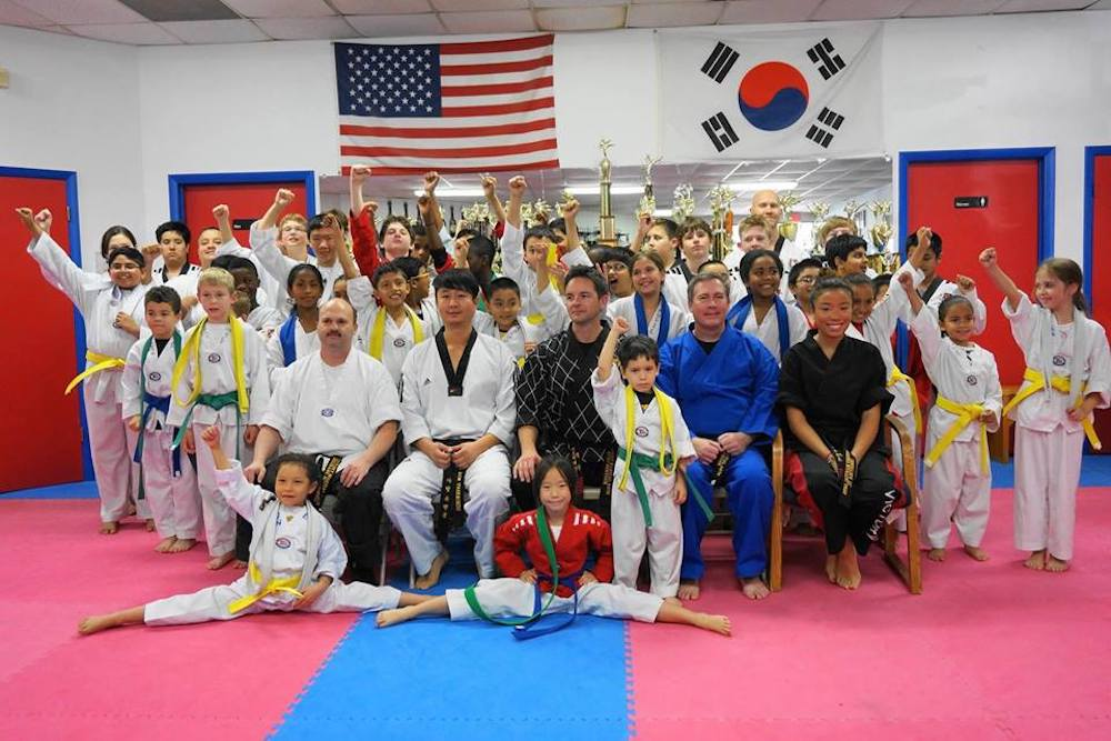 Kids Martial Arts Classes In Elkridge