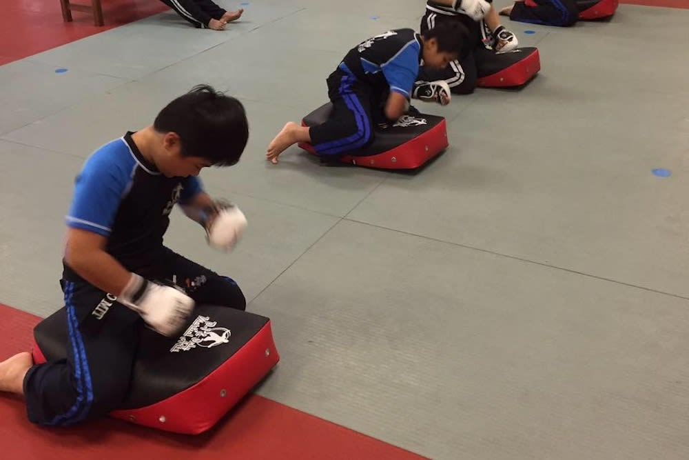 Kids Martial Arts in Antioch