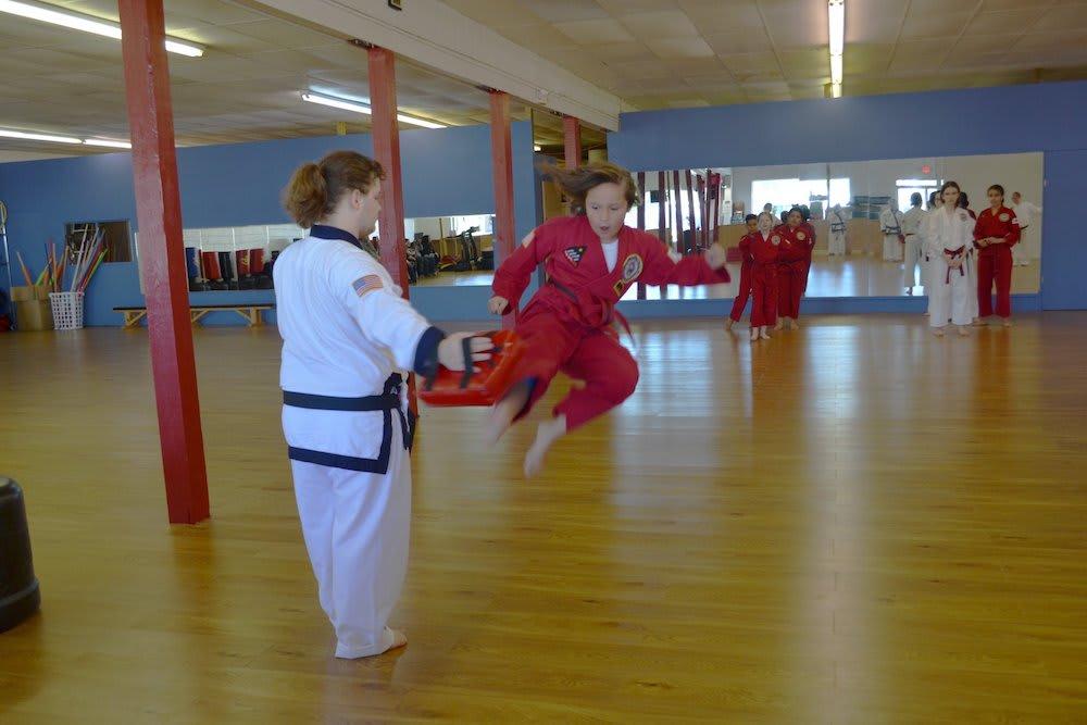 Kids Karate near Tupelo