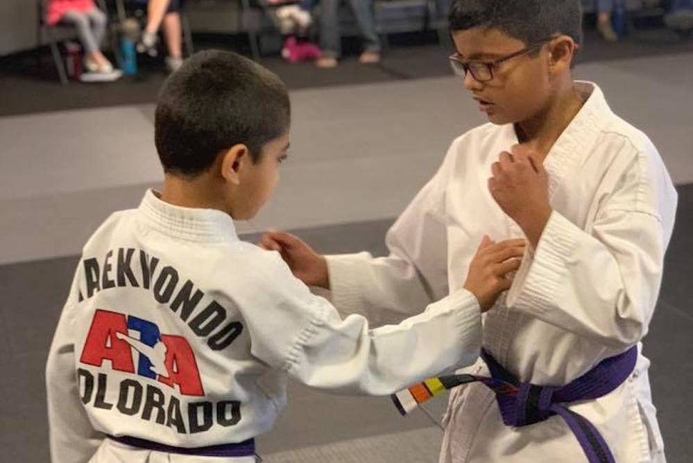 Kids Karate near Highlands Ranch