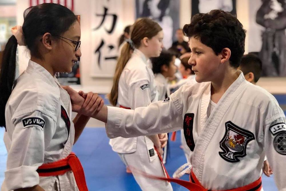 Kids Karate near Las Vegas