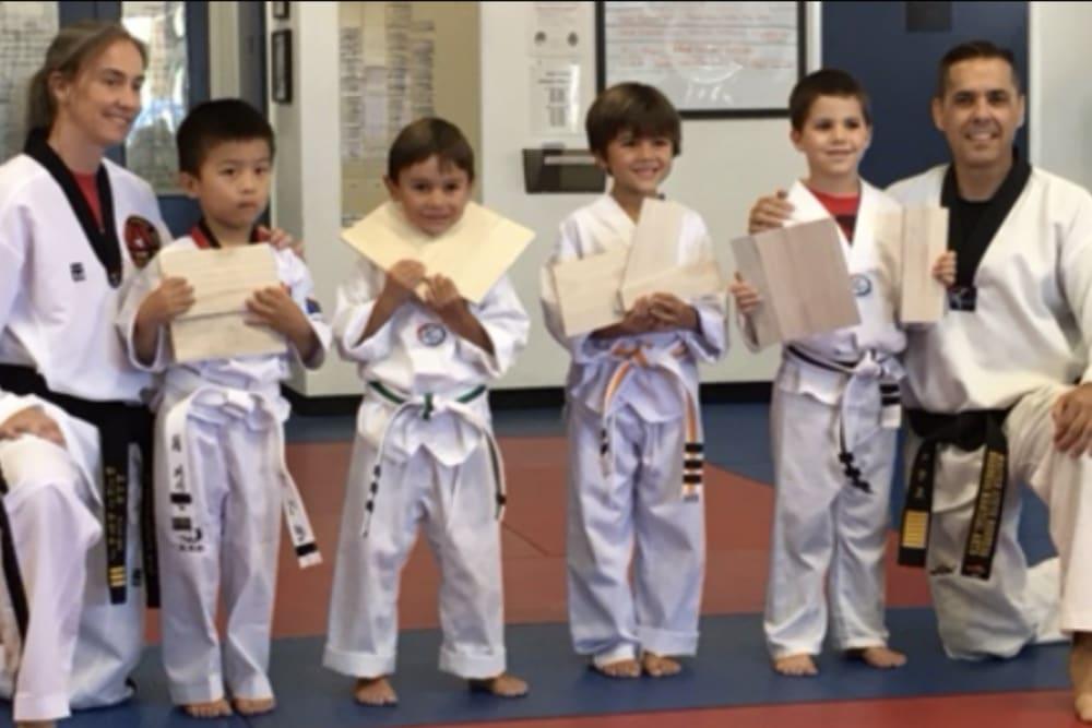 Kids Martial Arts near Davis
