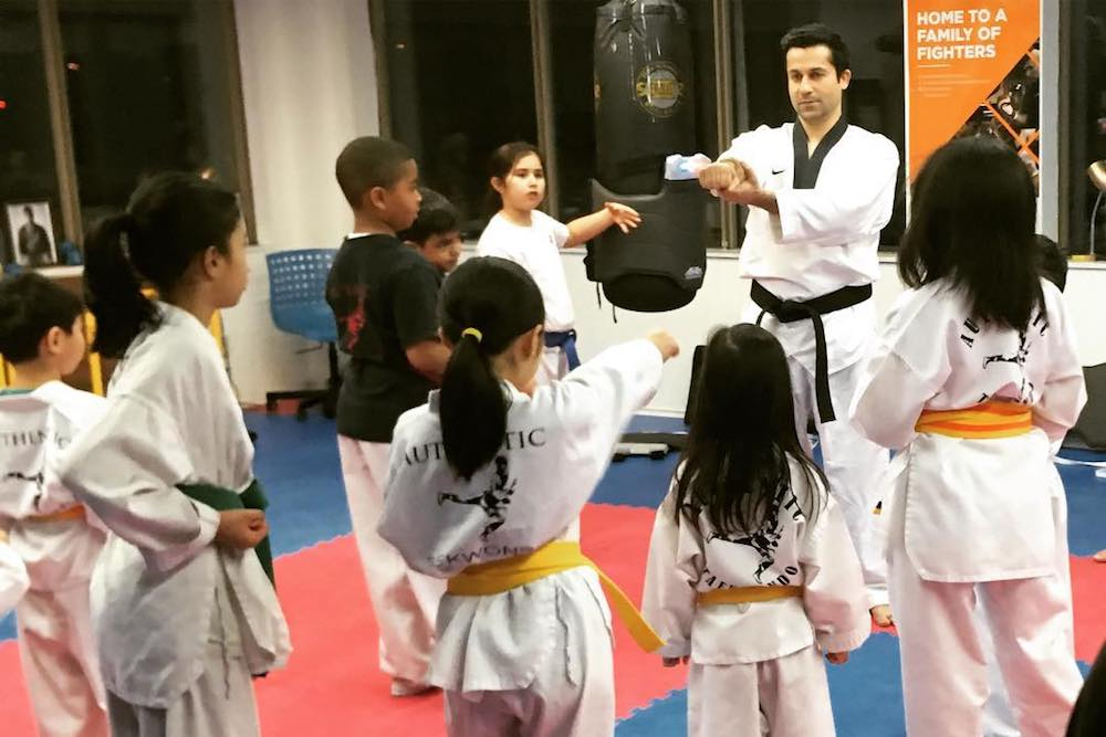 Kids Martial Arts near Markham