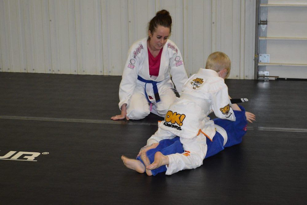 Brazilian Jiu Jitsu near Grand Junction