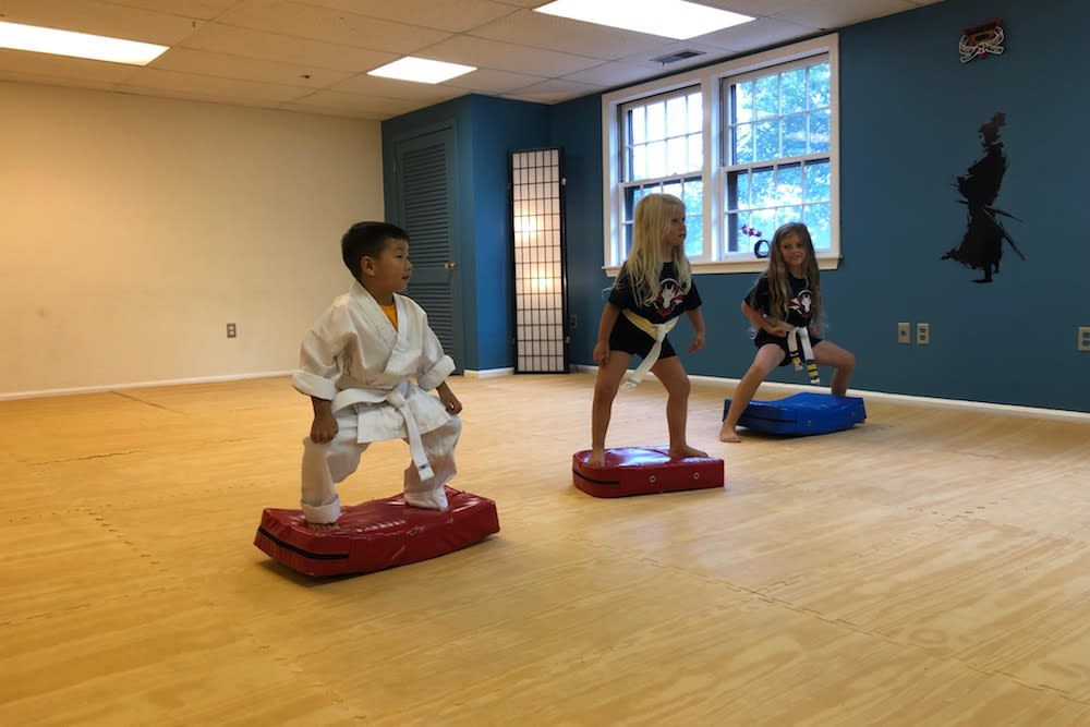 Kids Karate near Billerica