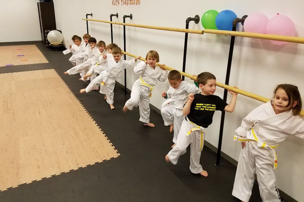 Kids Taekwondo near Worthington