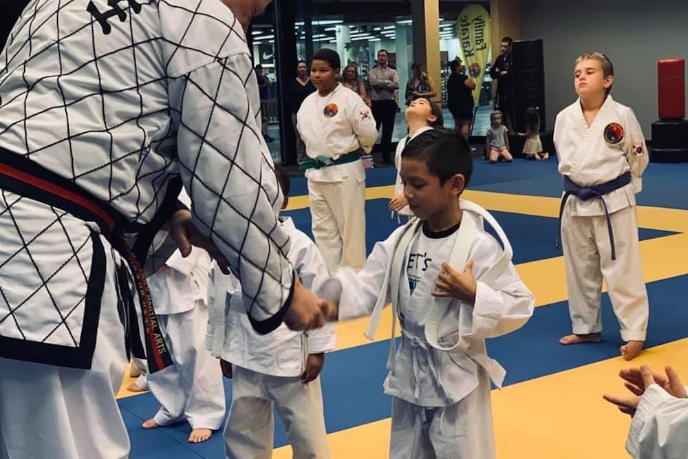 Kids Taekwondo near Monaca