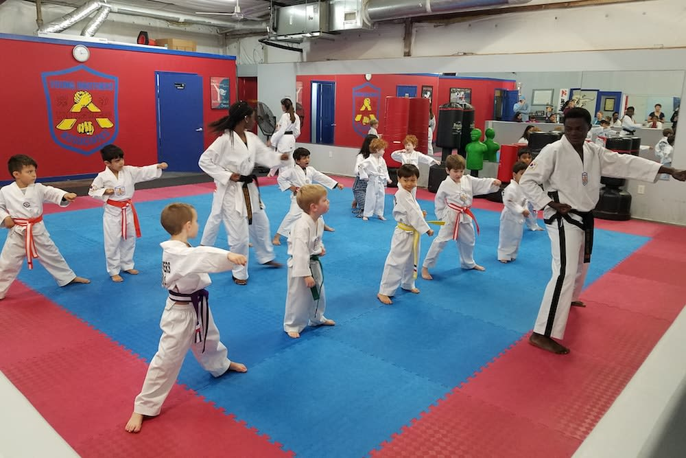 Kids Taekwondo near Houston