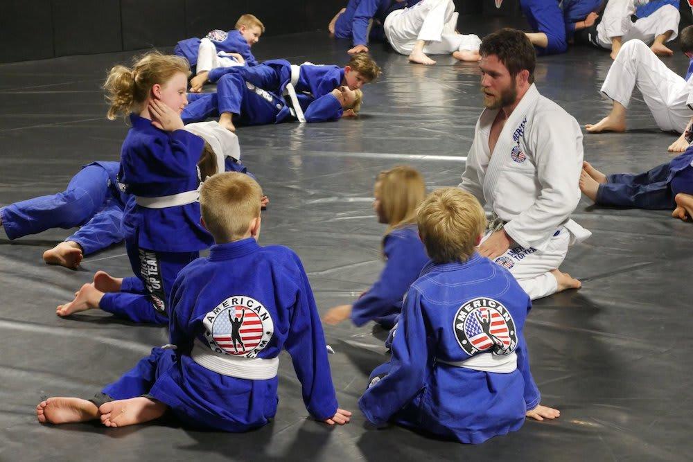 Kids MMA near Arden
