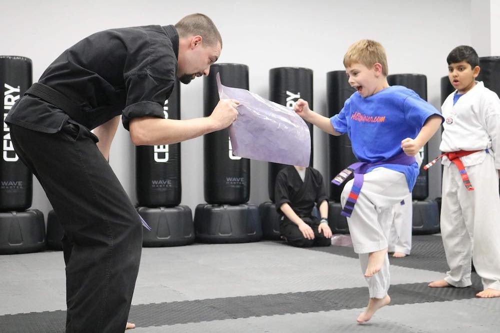 Kids Taekwondo near Morris Plains