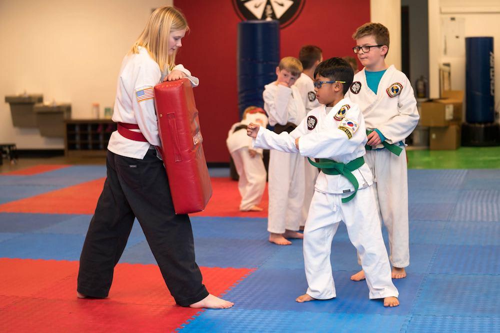 Kids Karate near Centennial