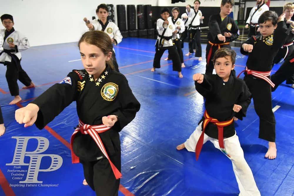 Kids Martial Arts near Cedar Park