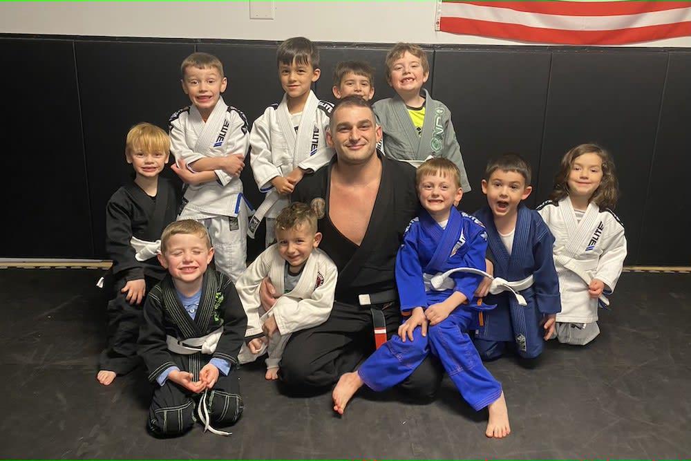Brazilian Jiu Jitsu near Pittsburgh