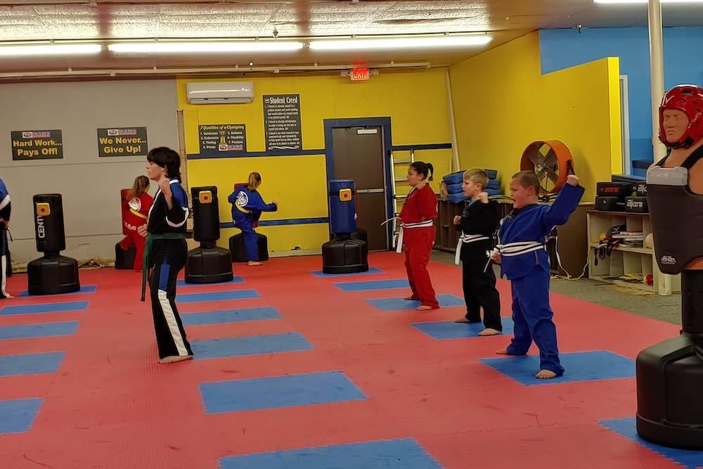 Kids Martial Arts near Marble Falls