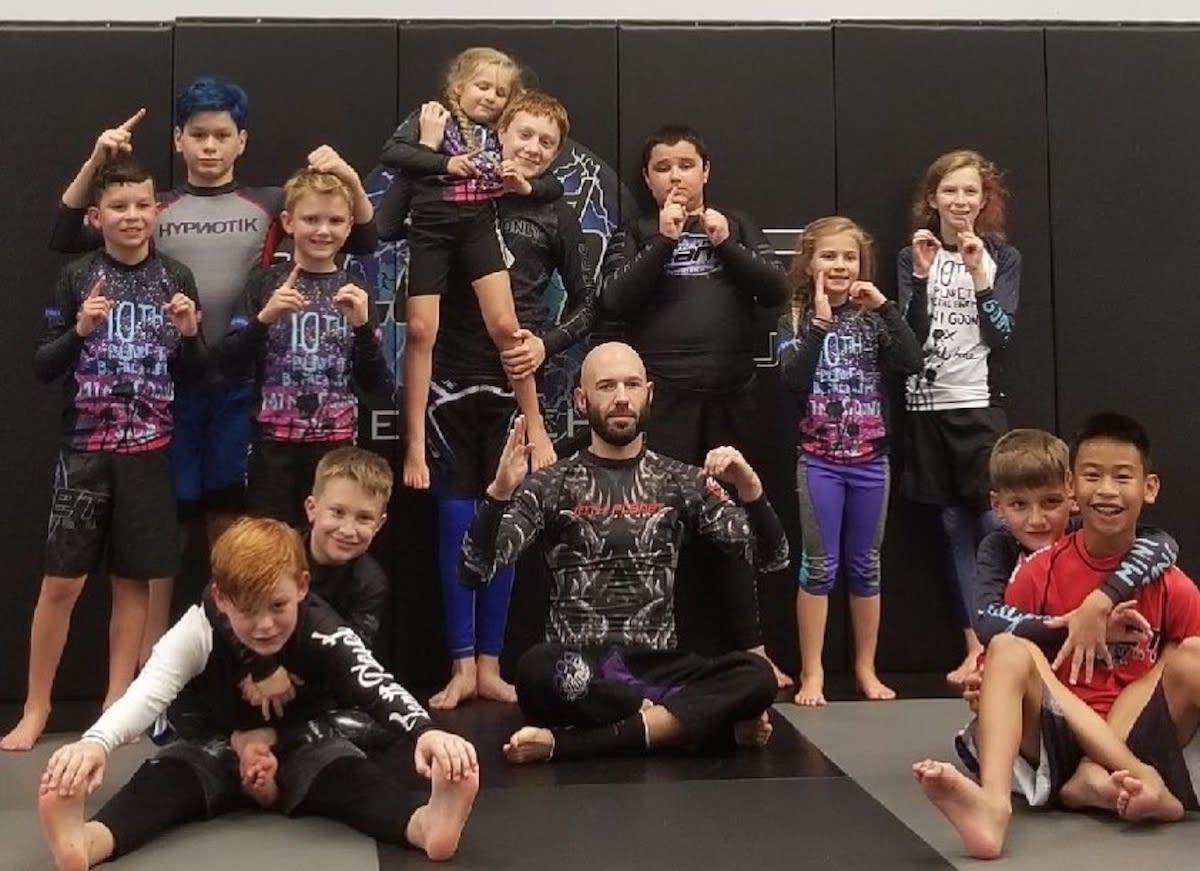 kids martial arts lehigh valley