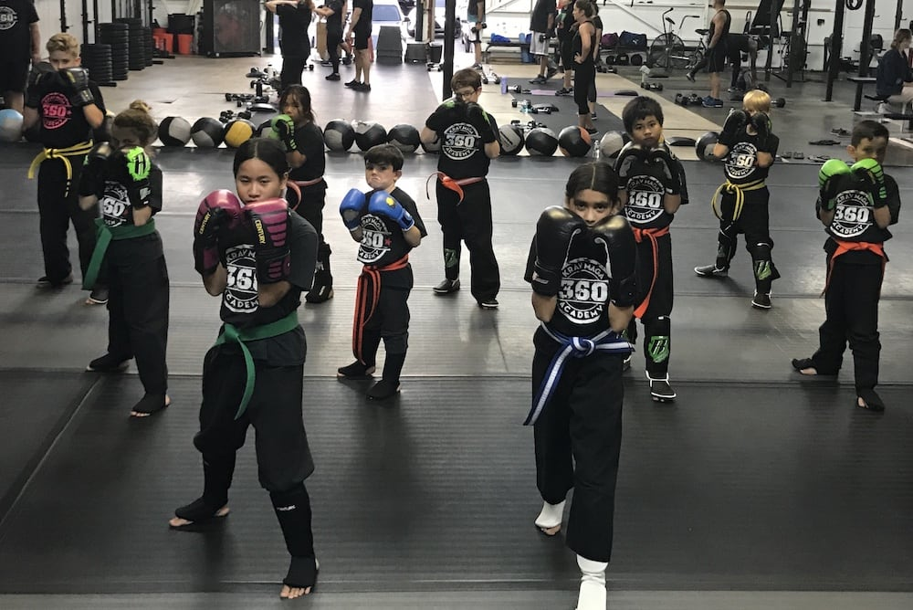 kids martial arts long beach