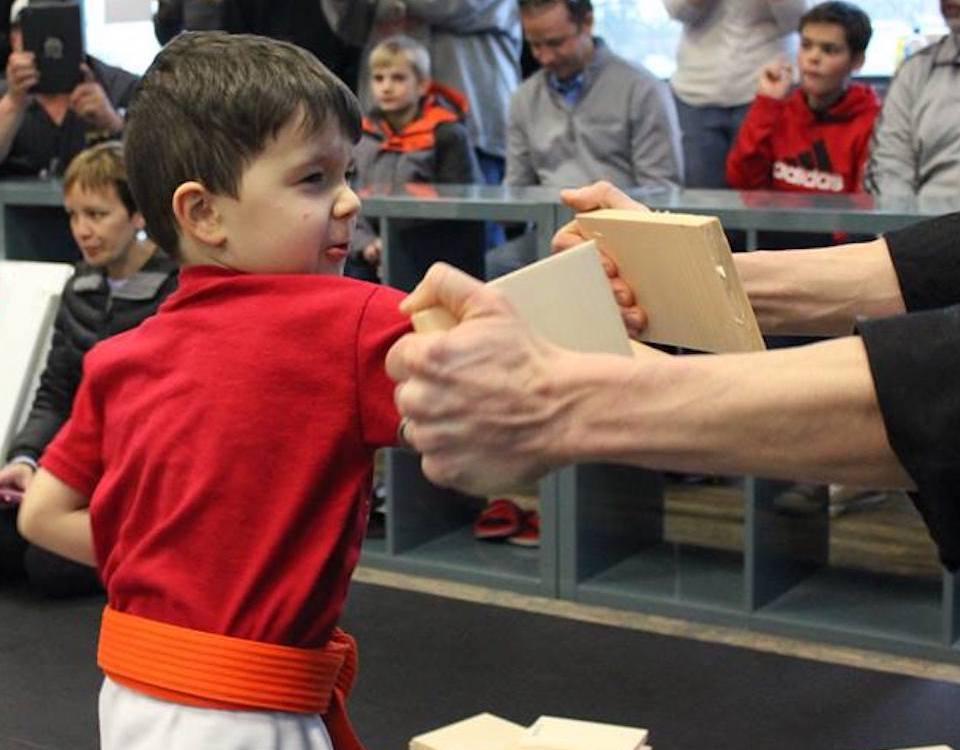 kids martial arts clayton