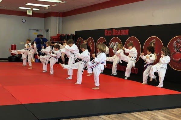 Kids Martial Arts  near San Diego