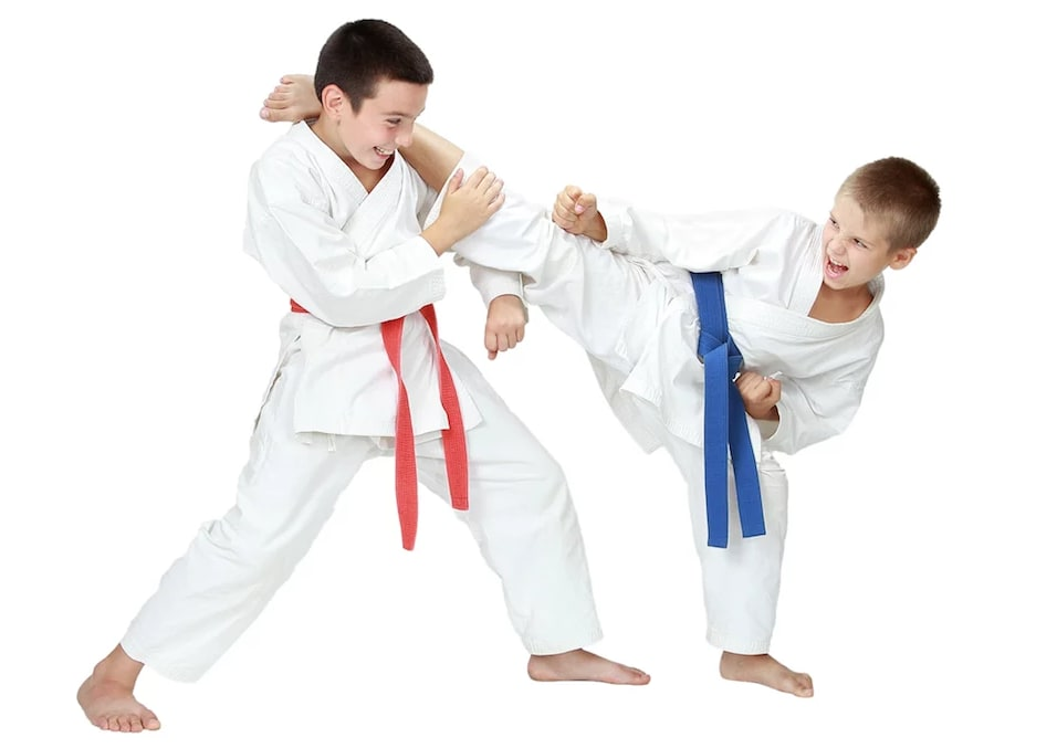 Kids Karate near Rhyl