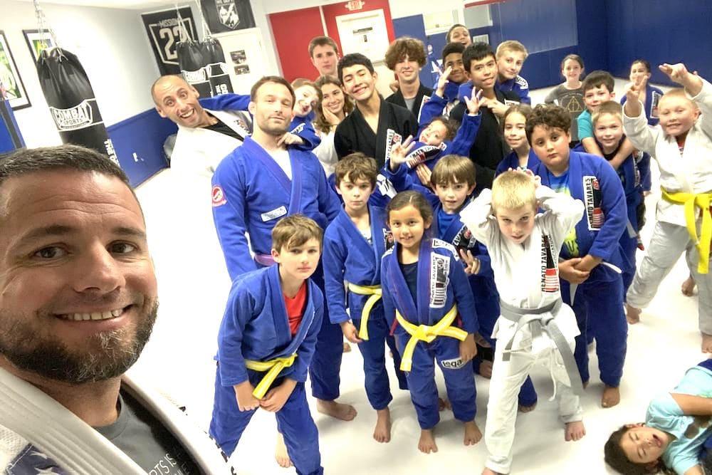 Kids Brazilian Jiu Jitsu near Palm Bay