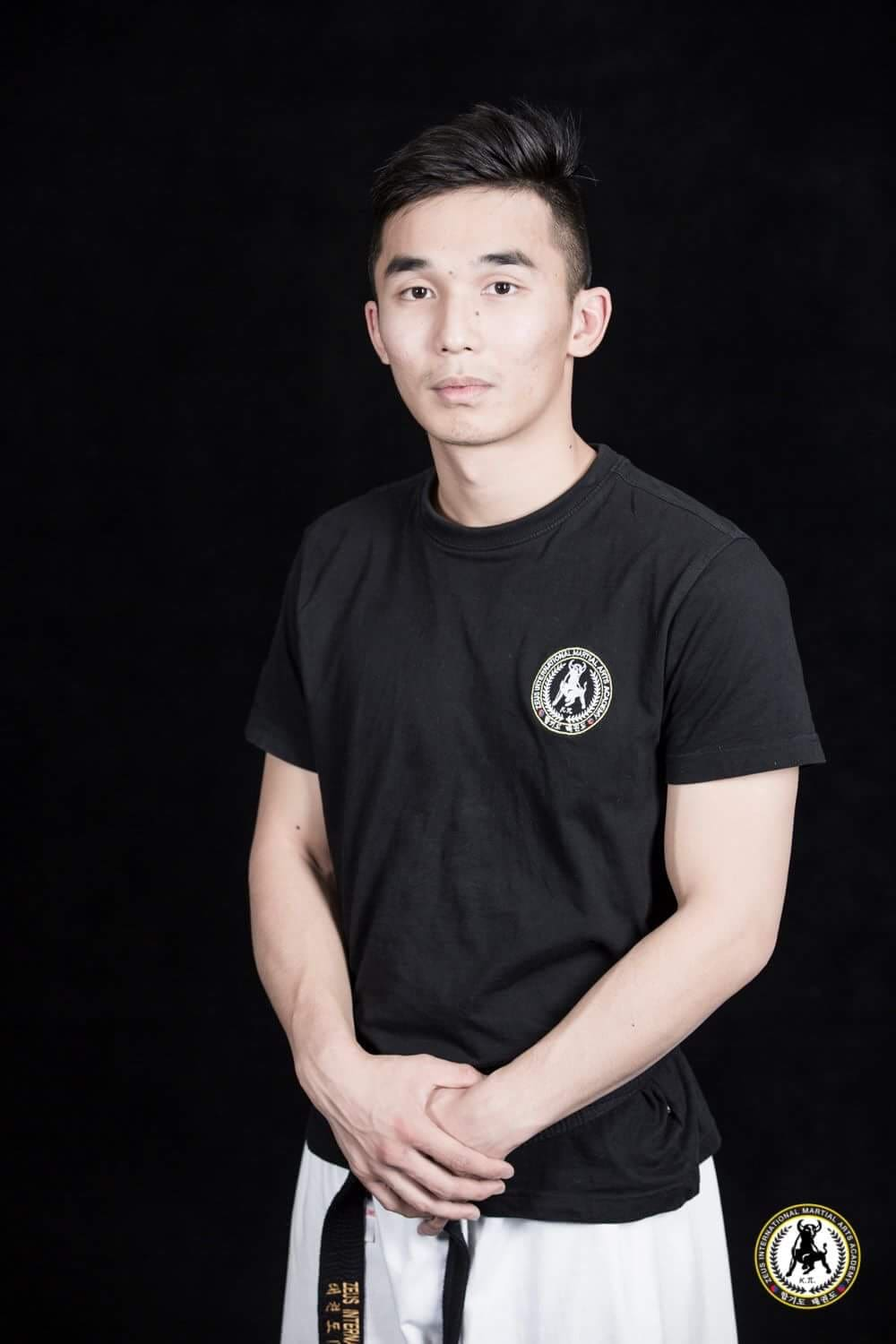Mark Bui in Marrickville - Zeus International Martial Arts Academy