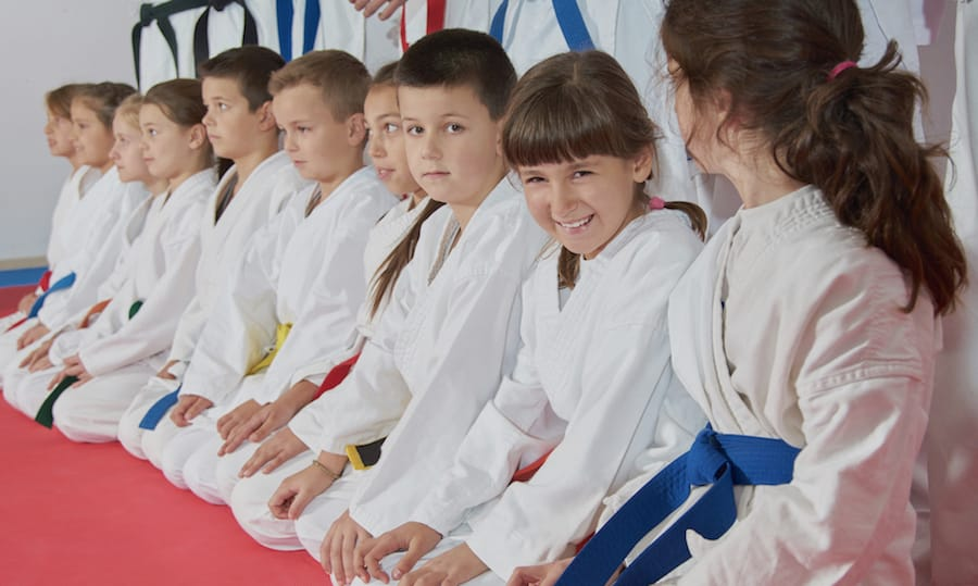 martial arts summer camp glendale