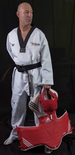 Daniel Espinosa in Cooper City - CATA Martial Arts