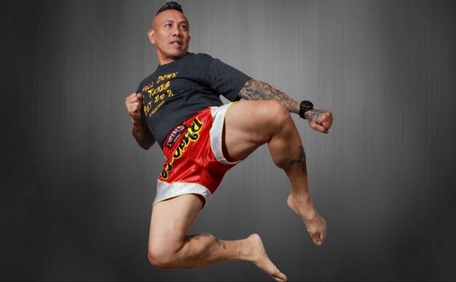 medford muay thai kickboxing