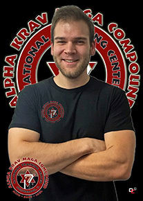 Mike Radomski in 	 Northbrook - Alpha Krav Maga Compound