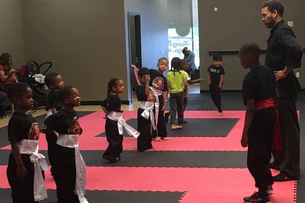 Kids Martial Arts near Lanham