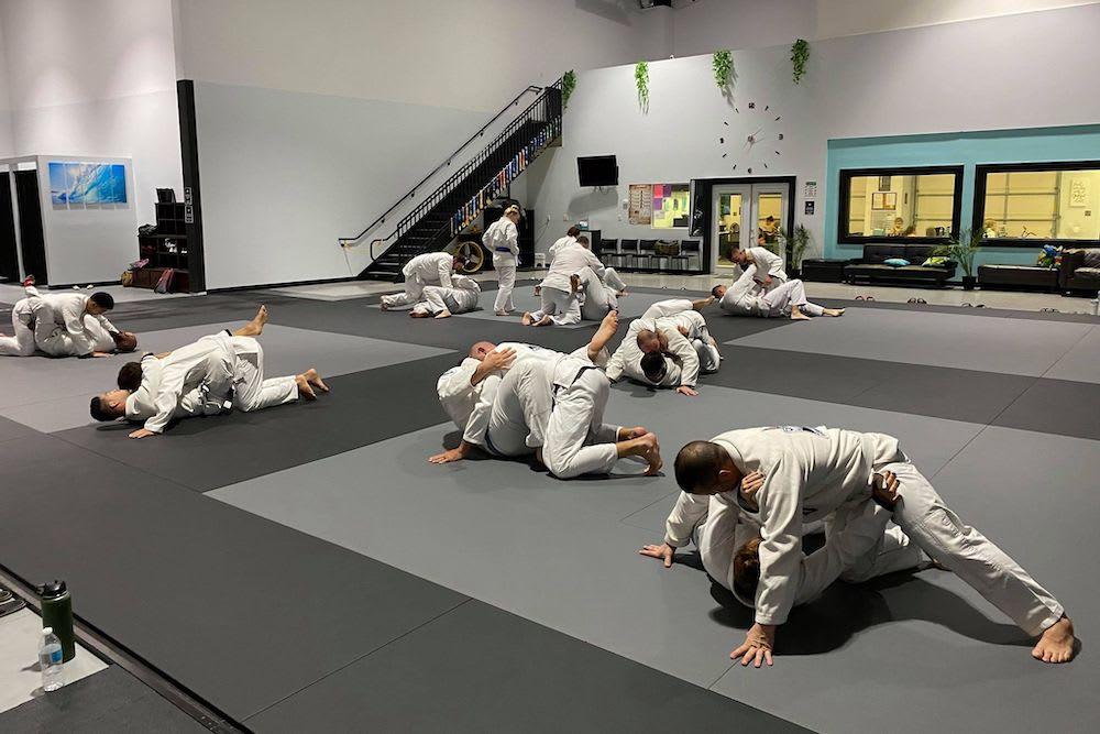 Adult Jiu Jitsu and Self Defense near Largo