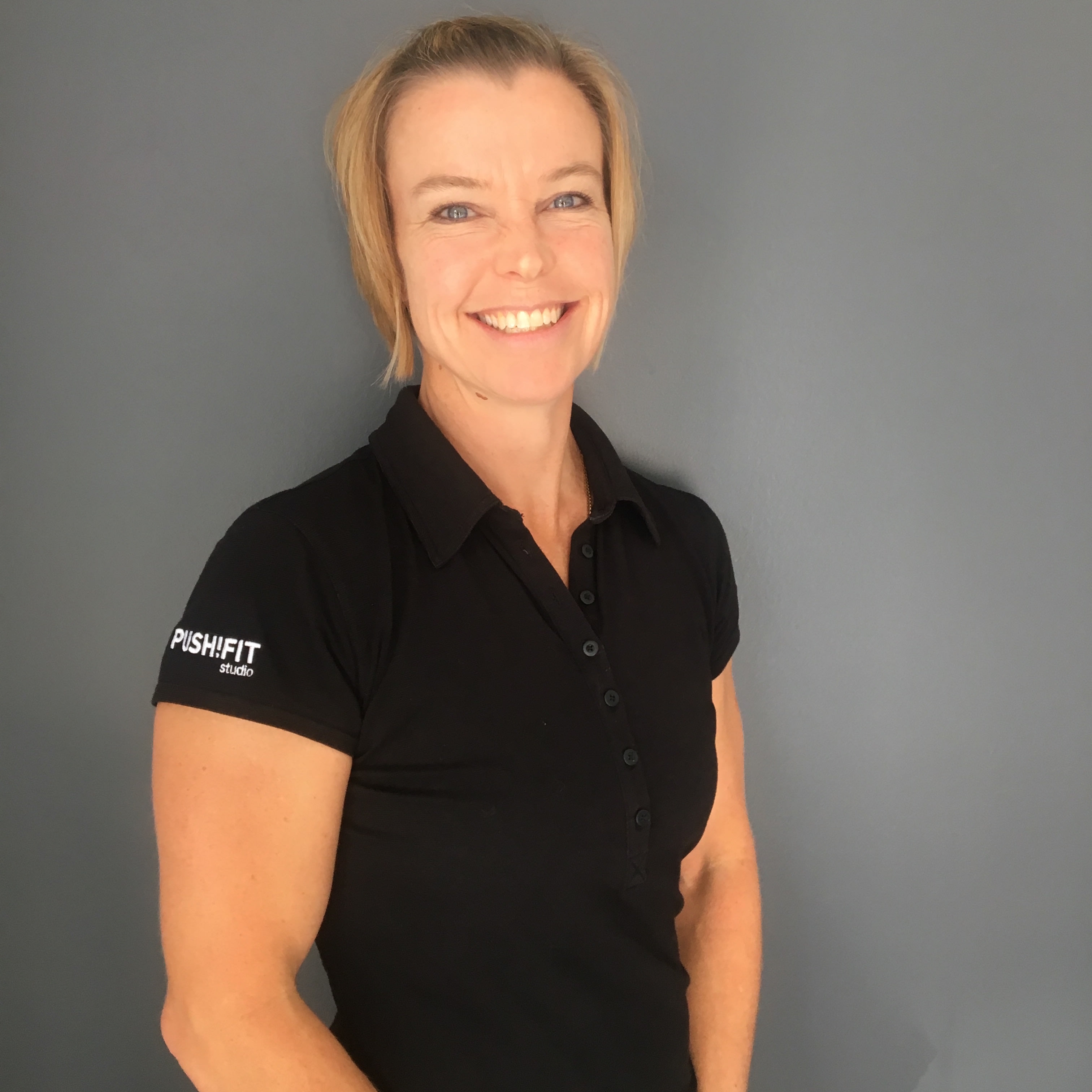 Christine Chisholm in Burlington - push!FITstudio
