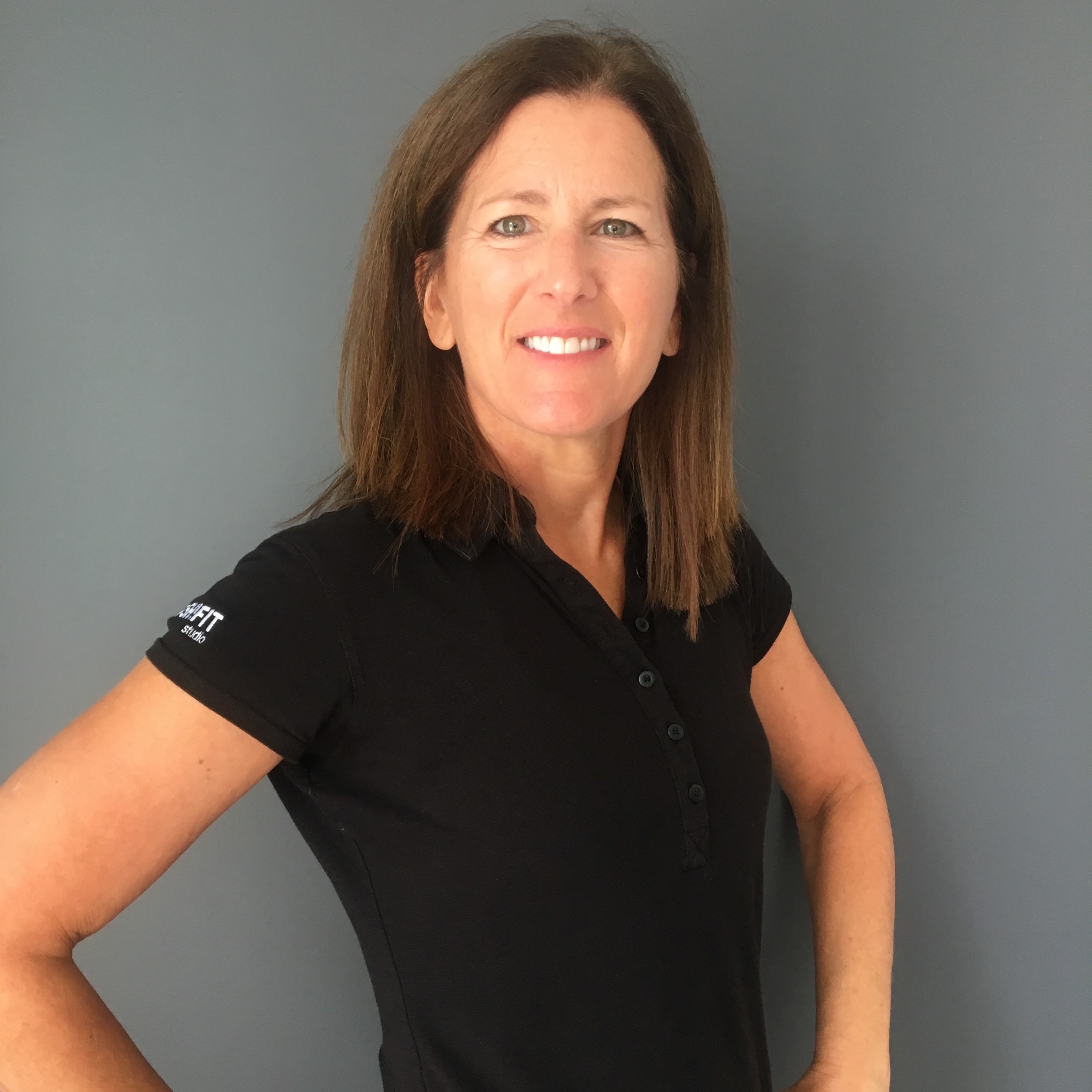 Nancy Wingrove in Burlington - push!FITstudio
