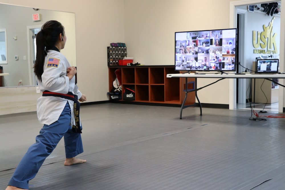 Online Martial Arts Training near Ballantyne