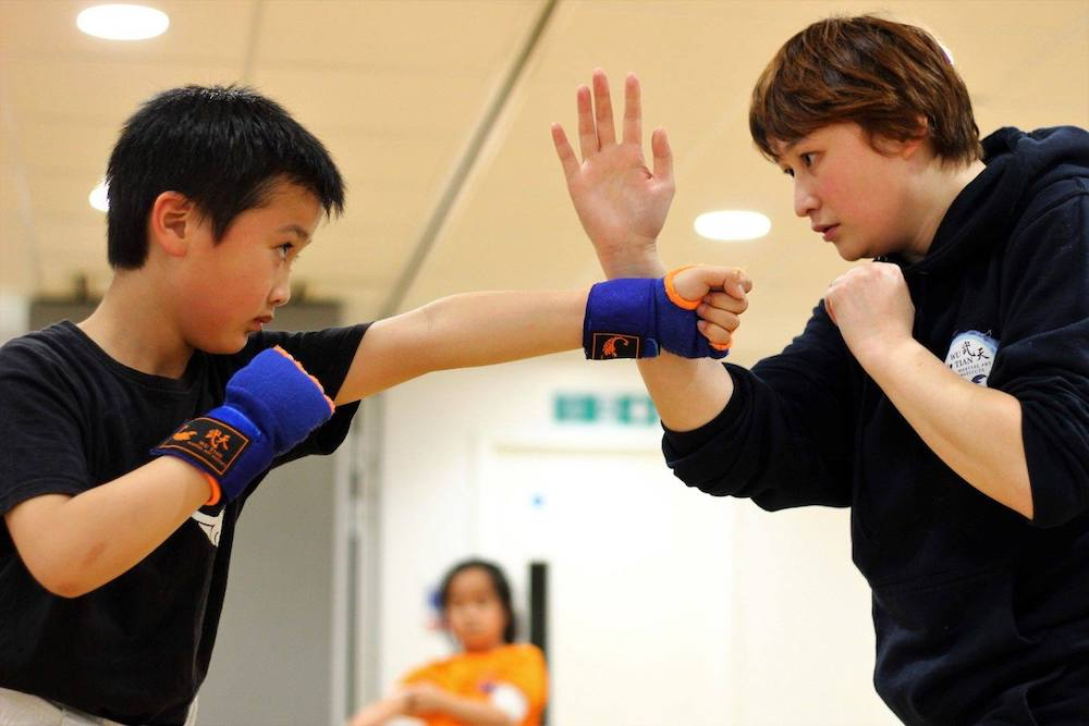 Kids Martial Arts near Poplar