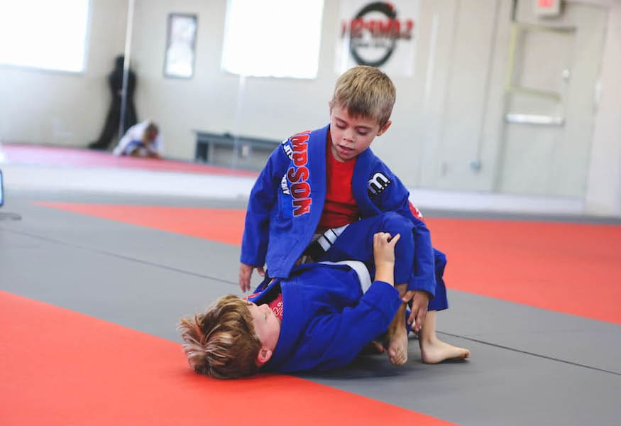 Southlake Jiu Jitsu, Wrestling and Martial Arts - Sampson