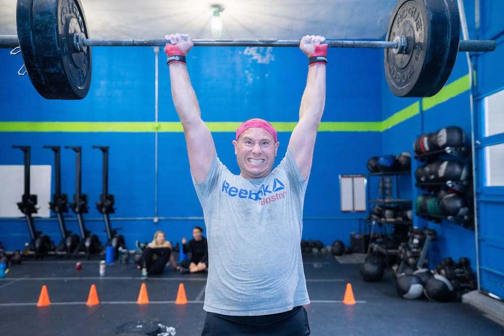 CrossFit near East Boston