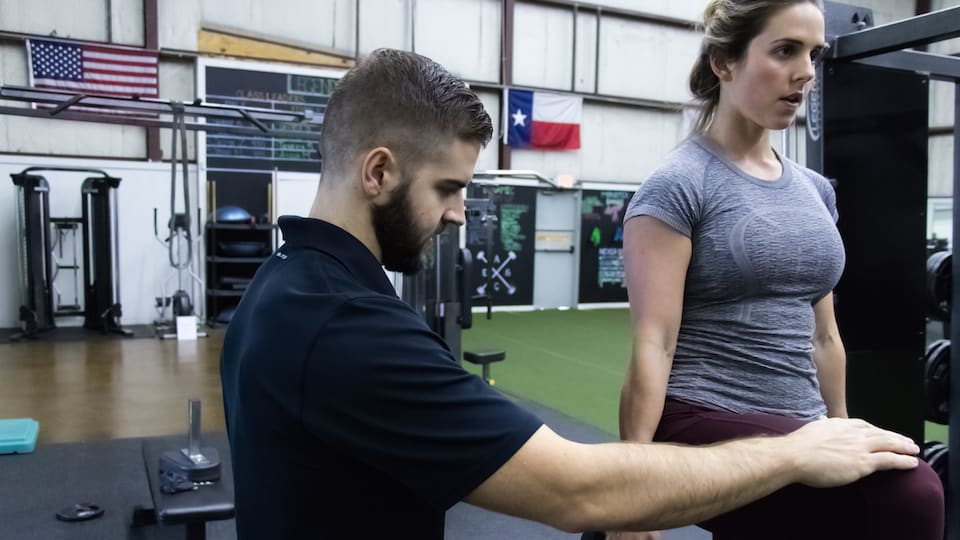 personal training in dallas