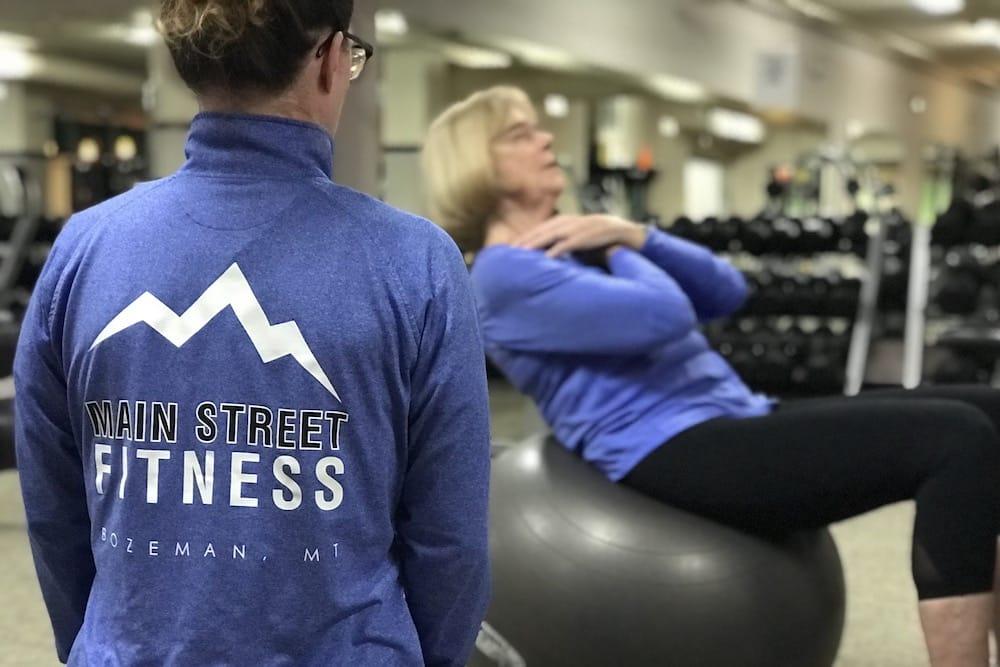 Bozeman personal training main street fitness bozeman montana
