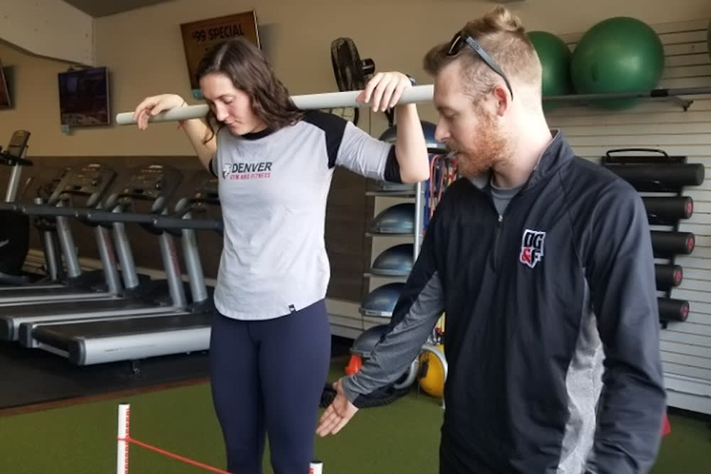 Personal Training near Denver