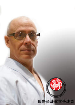 Kirk Corbin in Mesa - Shotokan Karate of Arizona