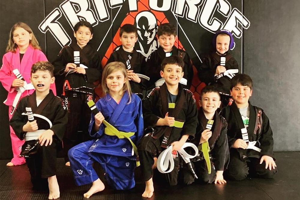 Kids Martial Arts Pawtucket