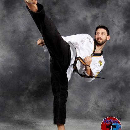 Robert Robaldo in Lutz - Reflex Taekwondo