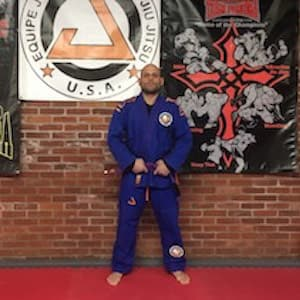 Coach Roberto in Reading  - Pereira Bjj