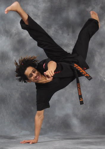 Ryan Maczuga in Leander - Vortex Sports Academy - Leander