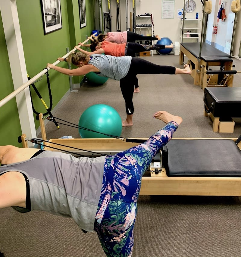 Semi Private Pilates near Highett